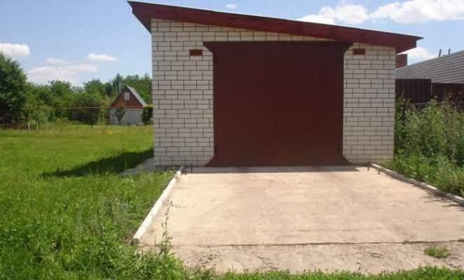 Покупка земли под гаражом