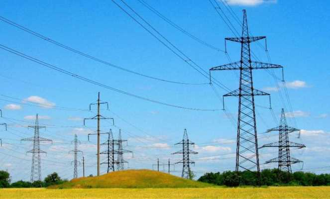 Электроэнергия в Ленинградской области
