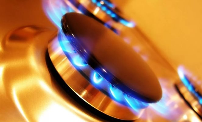 Тарифы на потребление газа