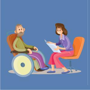 Помощь в оплате ЖКУ инвалидам