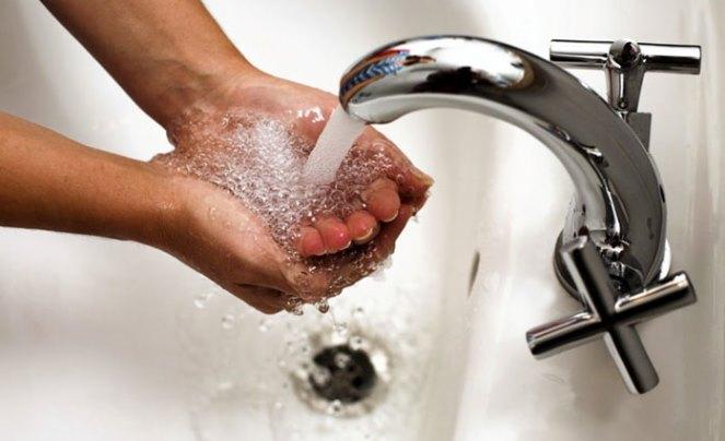 Оплата горячей воды