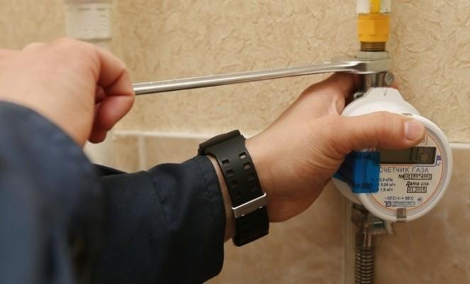 Техническое обслуживание газового счетчика