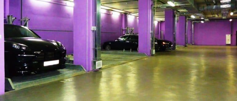 Аренда парковочного места