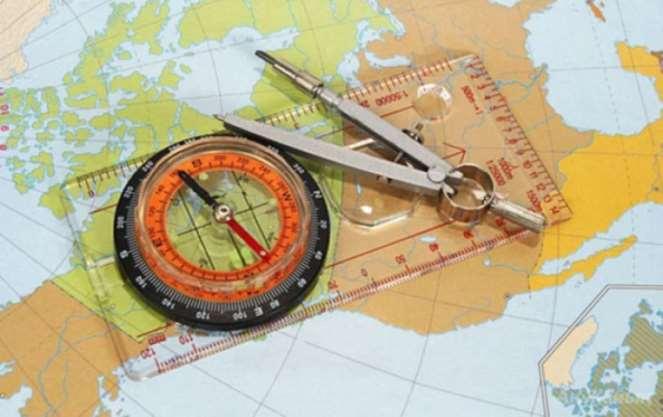 Планово-картографическая информация