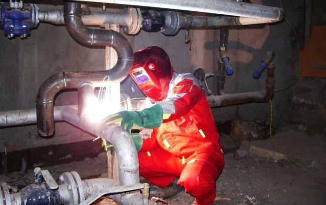 Аварийный ремонт отопительных систем