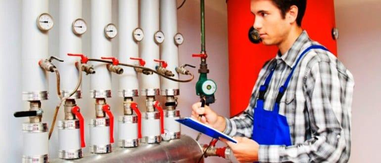 Восстановление системы отопления ответственность управляющей компании