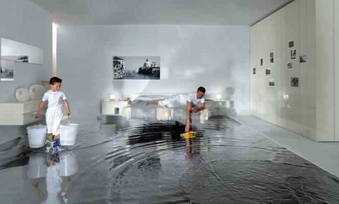 Оценка ущерба при потопе