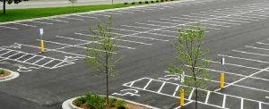 Перпендикулярная парковка