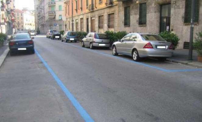 Содержание парковочного места