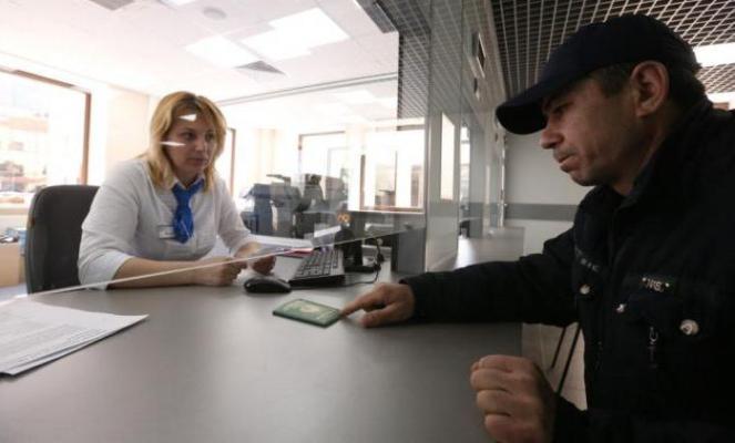 Регистрация иностранцев по месту пребывания