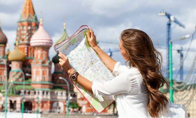 Время пребывания в России