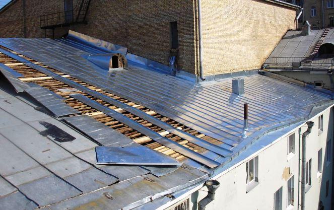 Способы восстановления крыши