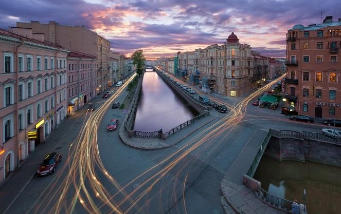 Отсутствие регистрации в Санкт-Петербурге