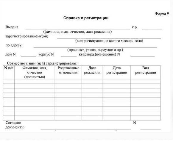 Регистрация на временное местожительство разрешение на временное проживание регистрация