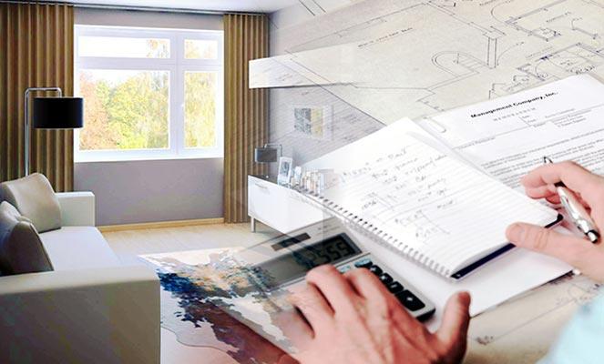 Что необходимо для оценки квартиры