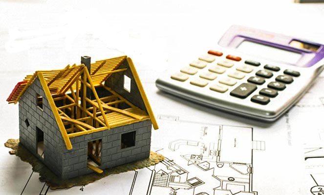 Оценка стоимости недостроенного жилого дома