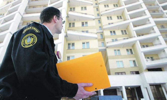 Снятие ареста с квартиры, наложенного судебными приставами