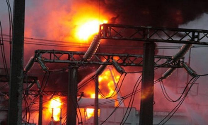 Авария в электросети