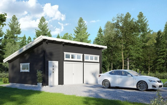 Как купить гараж