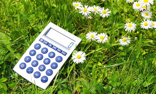 Расчет налога на землю по кадастровой стоимости
