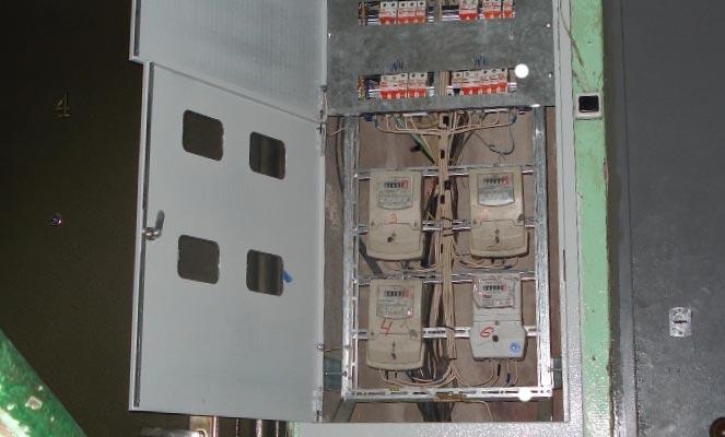 Приборы учета электроэнергии в МКД