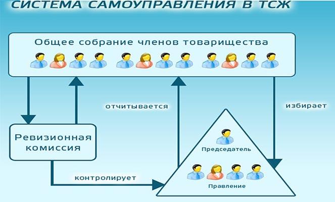 Функционирование ТСЖ