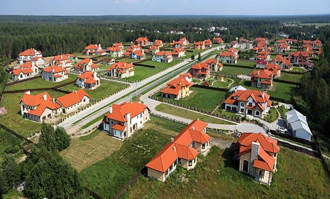 Земли поселения