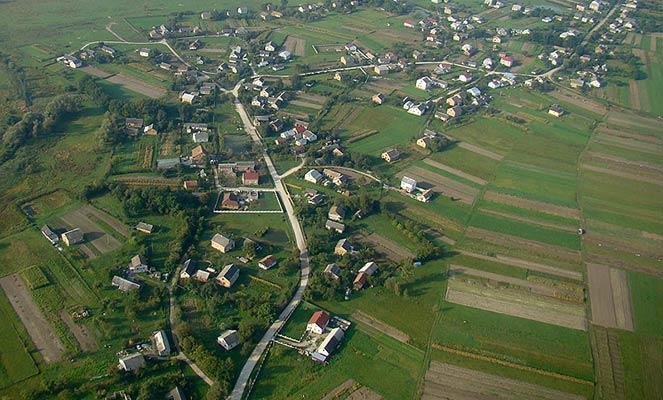 Земля населенного пункта