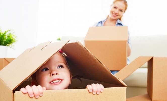 Продажа квартиры с прописанным ребенком