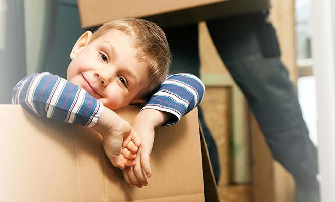 Выписка из квартиры ребенка