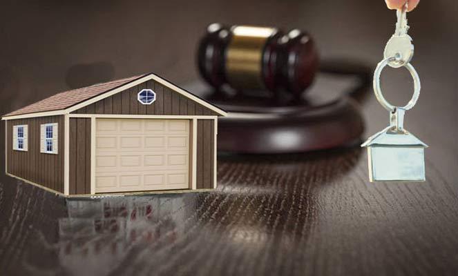 Признание права собственности на гараж через суд
