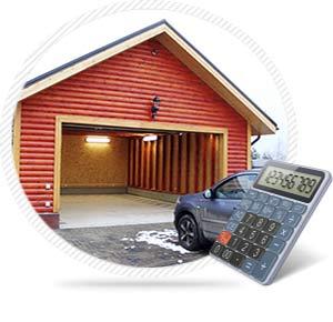 Оценка гаража для наследства