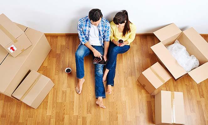 Проживание в квартире, где никто не прописан