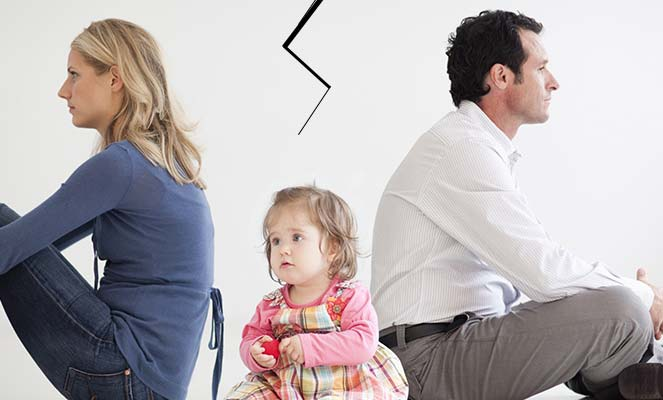 Раздел имущества при разводе супругов с детьми