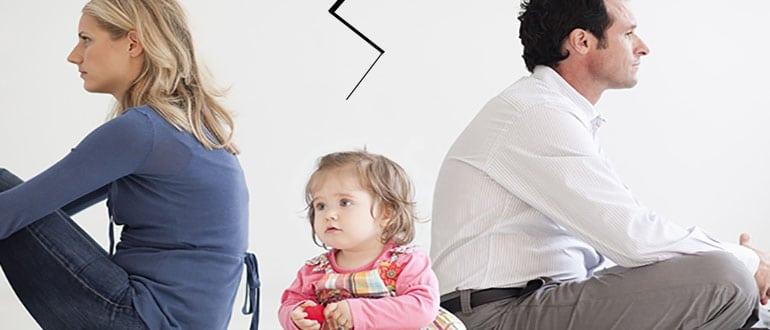 Как будет делиться имущество между супругами при наличии детей