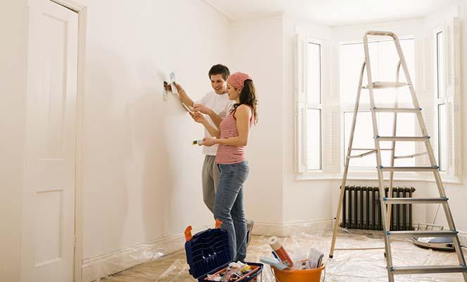 Ремонт квартиры за совместные средства
