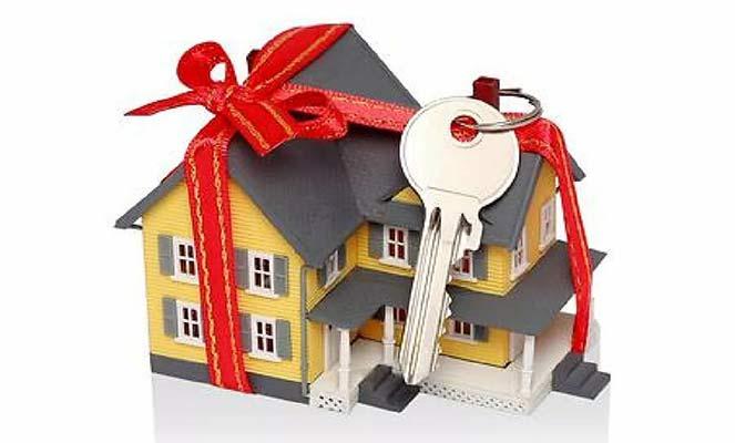 Дарение квартиры или дома