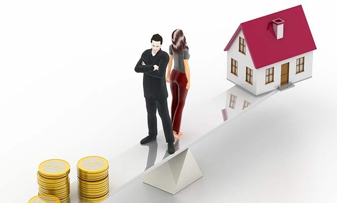 Купленная до брака недвижимость при разводе