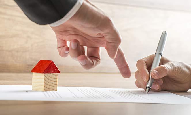 Раздел ипотечного кредита
