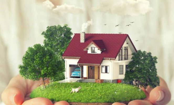 Наследство на дом и землю