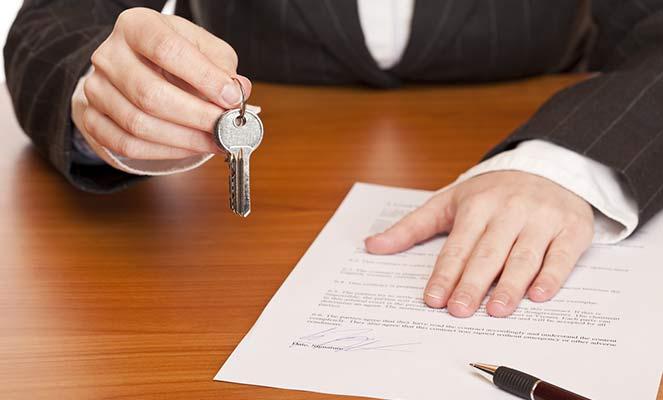 Регистрация прав на квартиру