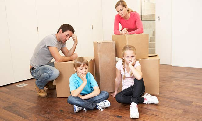 Продажа долевой квартиры при наличии детей
