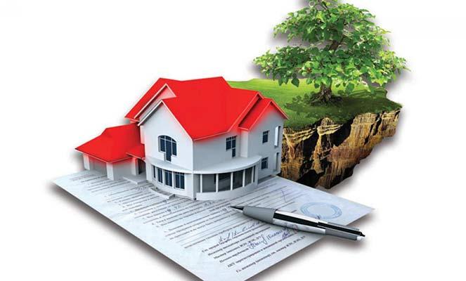 Завещание на дом и участок