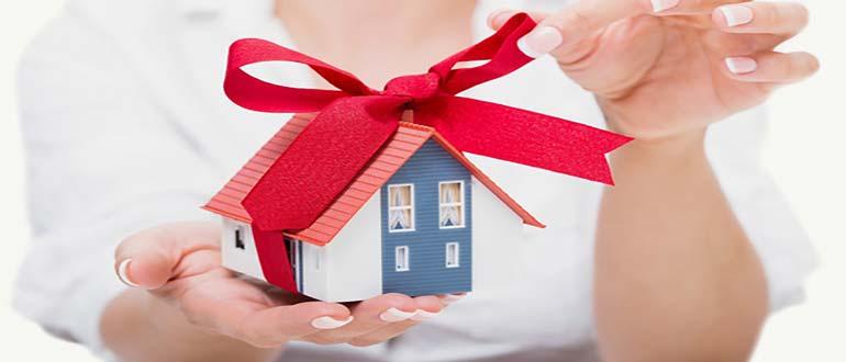Дарение квартиры в браке между мужем и женой