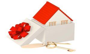 Дарение квартиры супругу