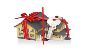 Раздел подаренной квартиры при разводе