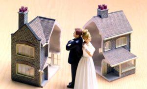 Раздел жилья при расторжении брака