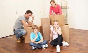 Раздел квартиры при ипотеке и несовершеннолетних детях