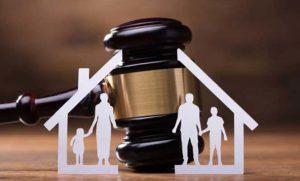 Судебная практика раздела квартиры при разводе