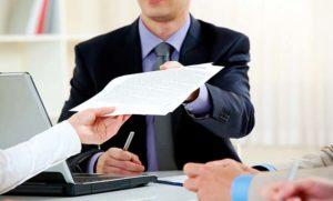 Подача документов на наследование акций
